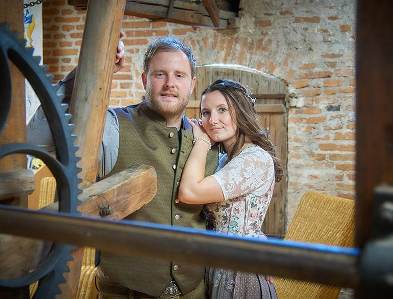Hochzeit Julia & Michael