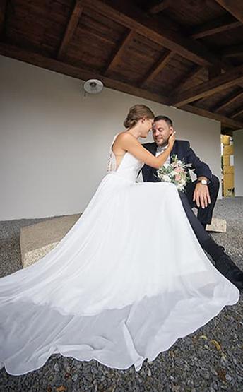 Brautpaar-Shooting / Altötting