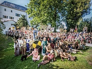 Eventshooting - Ritterfest