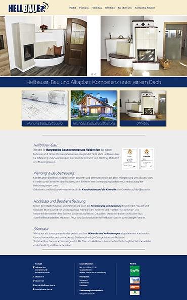 Bauunternehmen Hellbauer