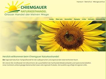 Chiemgauer Naturkosthandel