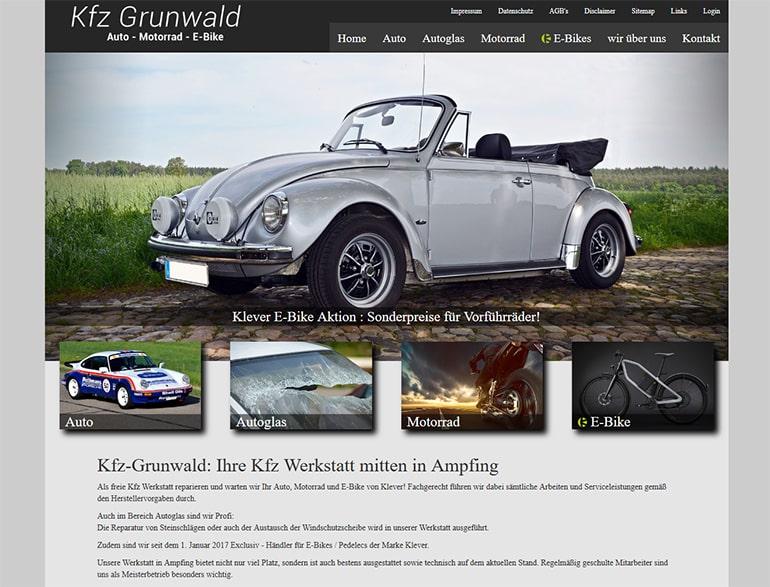 KFZ Grunwald