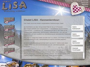 """Imagekampagne Ferienwohnung """"LISA"""""""