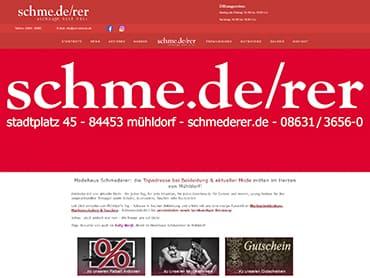 Modehaus Schmederer Mühldorf